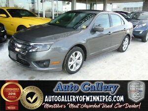 2012 Ford Fusion SE *Low kms!