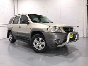 2004 Mazda Tribute Classic Champagne 4 Speed Automatic 4x4 Wagon Windsor Hawkesbury Area Preview