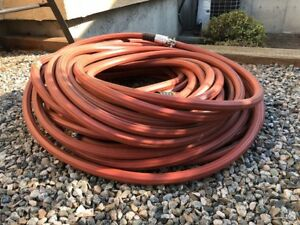 Heavy Duty Watering Hoses - Like New - total 194 Ft