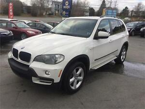 B-DAY SPECIAL ( WINTER TIRES) 2008 BMW X5 3.0si NEW MVI! LOADED!