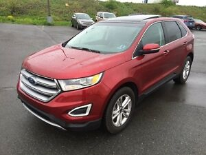 2015 Ford Edge SEL AWD Leather, Nav., Roof