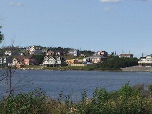Bristol landing pond frontage land