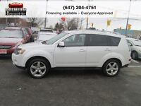 2007 Mitsubishi Outlander XLS City of Toronto Toronto (GTA) Preview