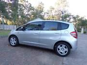 2008 Honda Jazz Hatchback 4cyl 5Speed Manual $6,500 Springwood Logan Area Preview