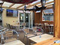 Shisha lounge and lebanese restaurant FOR SALE