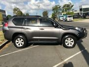 2009 Toyota Landcruiser Prado KDJ120R 07 Upgrade GXL (4x4) Grey 5 Speed Automatic Wagon Eagle Farm Brisbane North East Preview