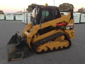 BOBCAT. SKID STÈR . CATERPILLAR  259D Belmont Belmont Area Preview