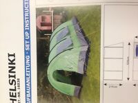 6 man tent,tunnel tent,large family tent