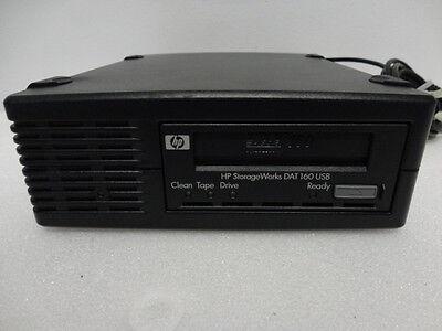 HP DAT160 USB External Tape Drive DAT 160 Q1581A BRSLA-05U2-AC (Hp Dat 160 Usb External Tape Drive)