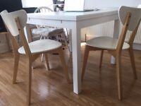 Two Nordmyra Ikea Chairs