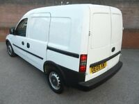 For Hire: SMALL VAN with Driver - Fixed Quote from £10-15 ph