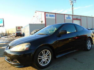 2005 Acura RSX 2.0 SPORT-LEATHER-SUNROOF Coupe (2 door)--123K