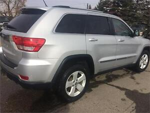 2011 Jeep Grand Cherokee Laredo Loaded Leather 4wd