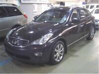 2010 Infiniti EX35, LUXUARY, LEATHER, SUNROOF, REAR VIEW CAMERA