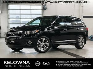 2015 Infiniti QX60 Premium, Technology, Deluxe Touring Packages