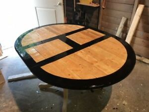 Custom Table Tops, Refinishing and WoodWorking