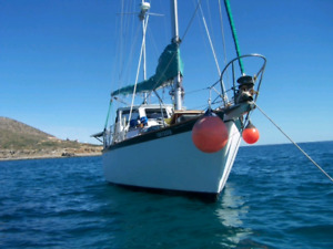 1978 Cooper Seabird Ketch,  Hugely Reduced Price