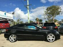 2010 Mercedes-Benz CLC200 Kompressor CL203 Evolution Black 5 SPEED Automatic Coupe Southport Gold Coast City Preview
