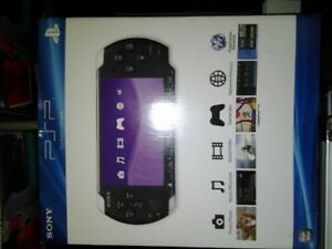 NEW Factory Sealed Sony PSP-3001 Console (Mint box)