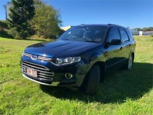 2013 Ford Territory SZ TS (RWD) Blue 6 Speed Automatic Wagon Yeerongpilly Brisbane South West Preview