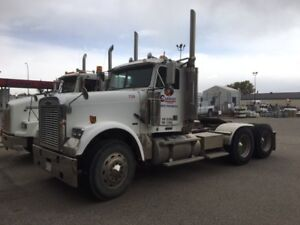 2006 Freightliner day cab tractor