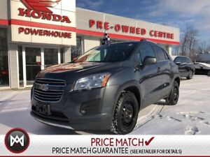 2016 Chevrolet Trax LT* BACK- UP CAMERA! SNOW TIRES ON RIMS!