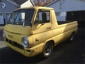 1966 Dodge A100 Project Truck