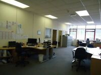 TO LET CHEAP MODERN OFFICE SPACE DESK SPACE STORAGE SPACE WORKSHOP COMMERCIAL UNIT TO LET £346.15 PW