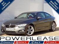 2013 63 BMW 4 SERIES 2.0 420D SPORT 2D AUTO 181 BHP DIESEL