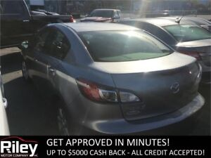 2011 Mazda Mazda3 GS STARTING AT $85.19 BI-WEEKLY