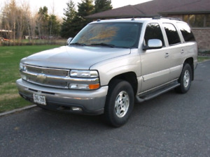 Selling 2004 Chevy Tahoe