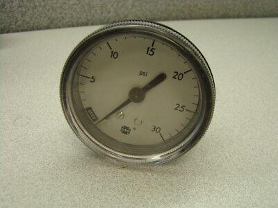 Usg Pressure Gauge 0-30 Psi