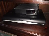 sky plus HD box - fully working - with remote - freeview satellite channels