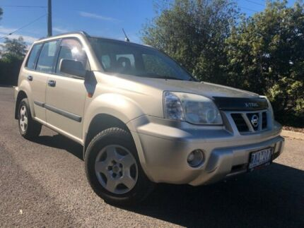 2002 Nissan X-Trail T30 ST (4x4) Gold 4 Speed Automatic Wagon Hoppers Crossing Wyndham Area Preview