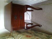 Mahogany side /lamp table