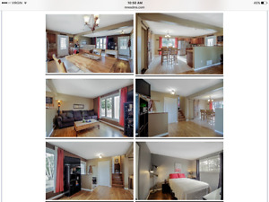 Beautifully Updated Valley Home - Huge, Pie Shaped Lot!!