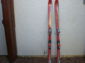 Salomon XFree7 Ladies Skis with Salomon 700 bindings