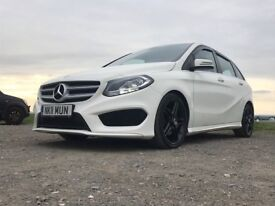 Mercedes B Class 2015, Amg Line Automatic, 2015, Full Mercedes service history Diesel