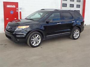 2012 Ford Explorer Limited ~ One Owner! ~ $21,999