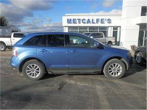 2009 Ford Edge SEL AWD- Very low KM