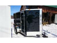 WINTER CLEARANCE**  ENCLOSED CARGO 6x10 VNOSE