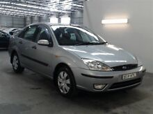 2003 Ford Focus LR CL Silver 4 Speed Automatic Sedan Beresfield Newcastle Area Preview
