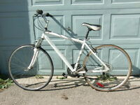 "ROAD BIKE 21-SPEED 19""-INCH ALUMINUM FRM, 700-TIRES RALEIGH"