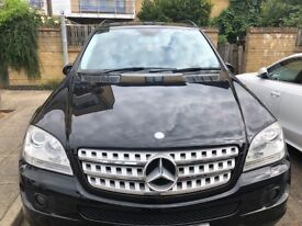 GRAB YOURSELF A BARGAIN THIS STUNNING HUGE SPEC MERCEDES ML320 CDI
