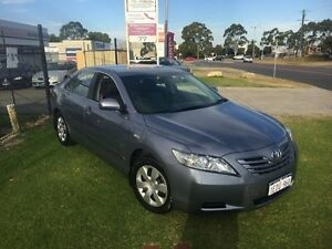 2009 Toyota Camry ACV40R MY10 Altise Silver Automatic Sedan Wangara Wanneroo Area Preview