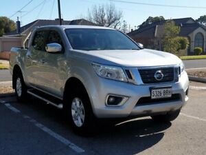 2017 Nissan Navara D23 S2 ST Silver 6 Speed Manual Utility Prospect Prospect Area Preview