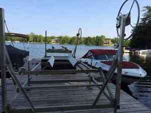 Two Mint Condition Personal Watercraft PWC See-Doo Lifts