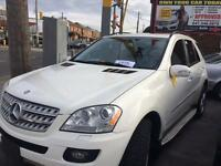 2007 Mercedes-ML 500-4MATIC-CERTIFIED & E-TESTED-WE FINANCE City of Toronto Toronto (GTA) Preview