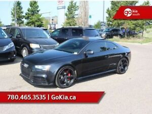 2015 Audi RS 5 4.2L V8 450 HP!!!, AWD, LEATHER, SUNROOF, NAV, HE