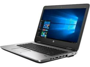 BRAND NEW 6TH GENERATION HP PROBOOK 640 G2 i5 2.40ghz